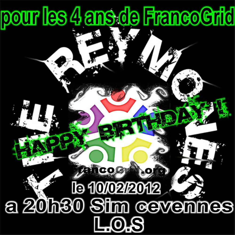 The Reymones Flyer 02/2012