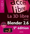 La 3D libre Blender 2.6