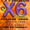 X6 Flyers