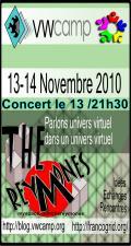 VWCamp Flyer concert REYMONES