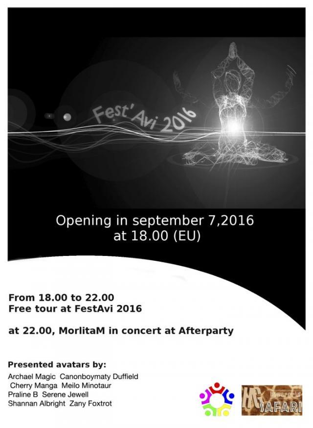 Fest'Avi 2016 opening