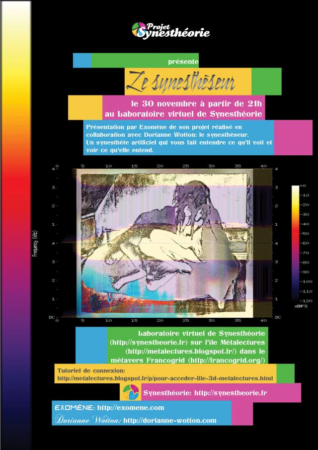le synesthèseur